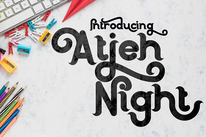 Atjeh Night