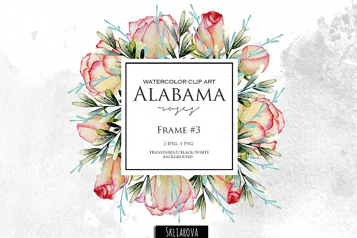 Alabama roses. Frame #3