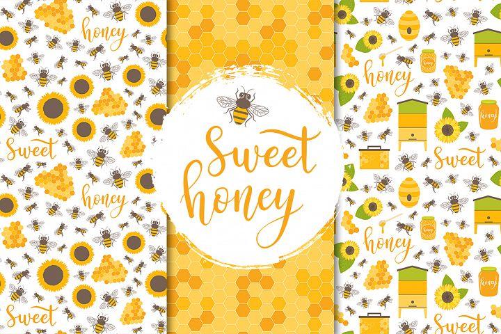 11 Honey patterns Bonus