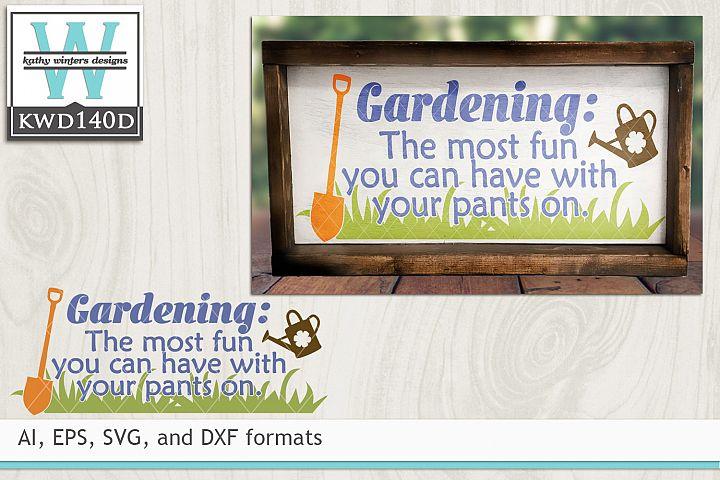 Gardening SVG - Gardening