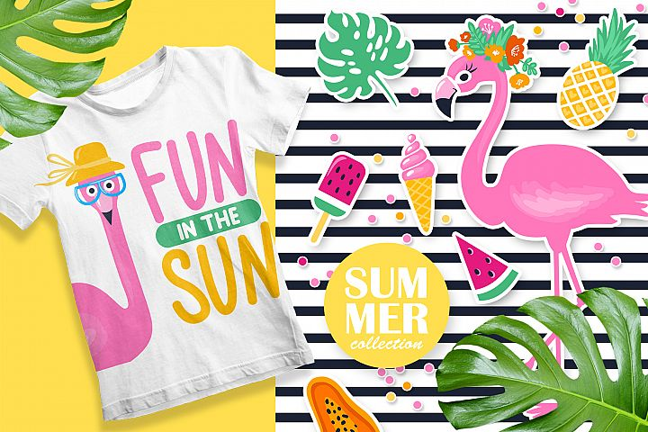 Fun Summer illustrations!