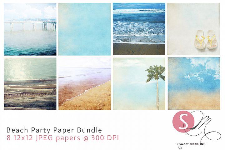Beach Party Paper Bundle
