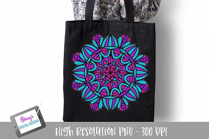 Mandala PNG - Sublimation Design