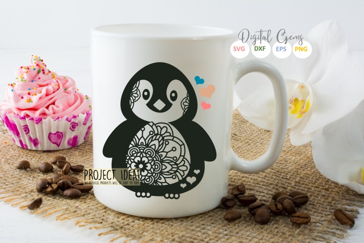 Penguin design - Free Design of The Week Design0