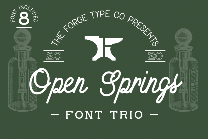 Open Springs - Font Trio