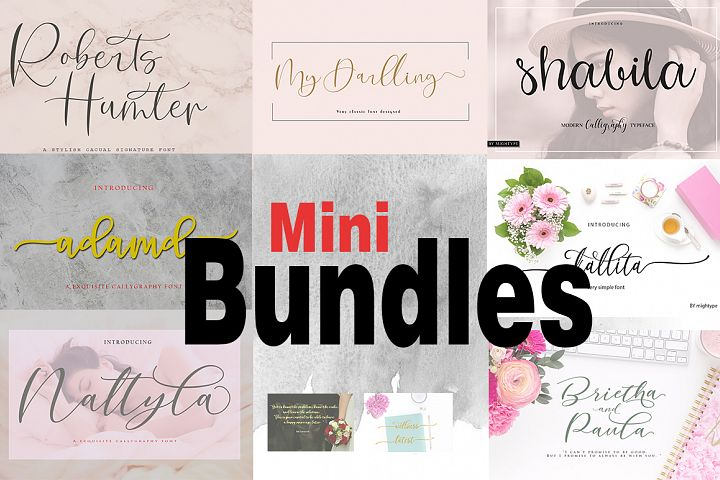 Mini Bundles