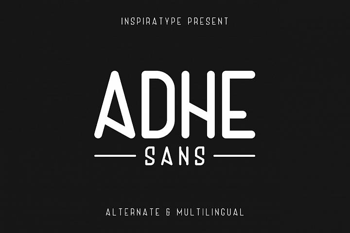 Adhe Sans