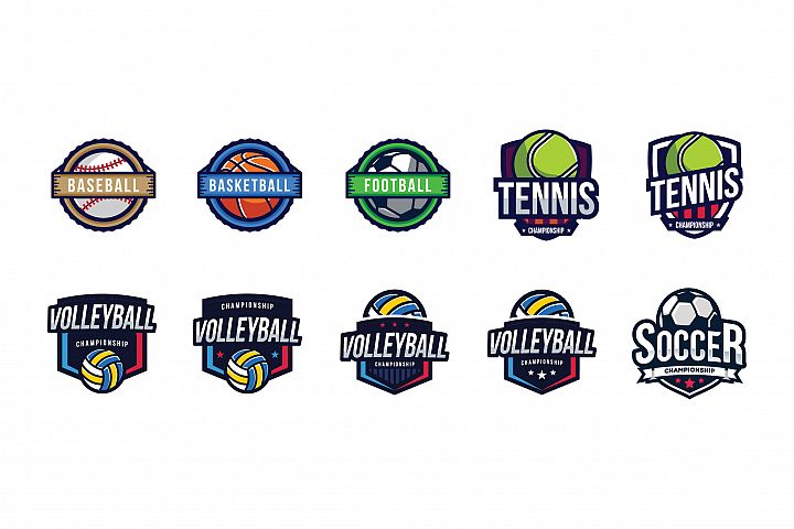 70 American Logo Sports example 5