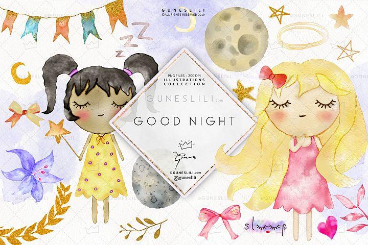 Sleeping Beauty Baby Girl Clip Art Nursery