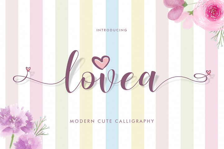 Lovea Script
