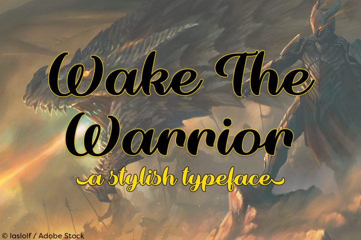 Wake the Warrior