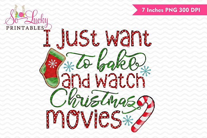 I just want to bake printable sublimation design