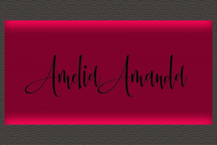 Amelia Amanda