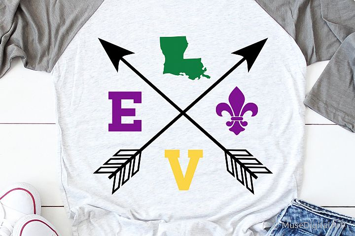 Mardi Gras Svg, Love, Nola Svg Kids Mardi Gras Svg Louisiana