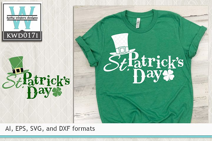 St. Patricks SVG - St. Patricks Day