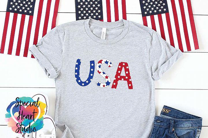 USA - A patriotic SVG