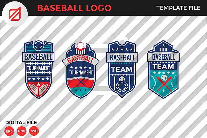 Baseball Logo Template