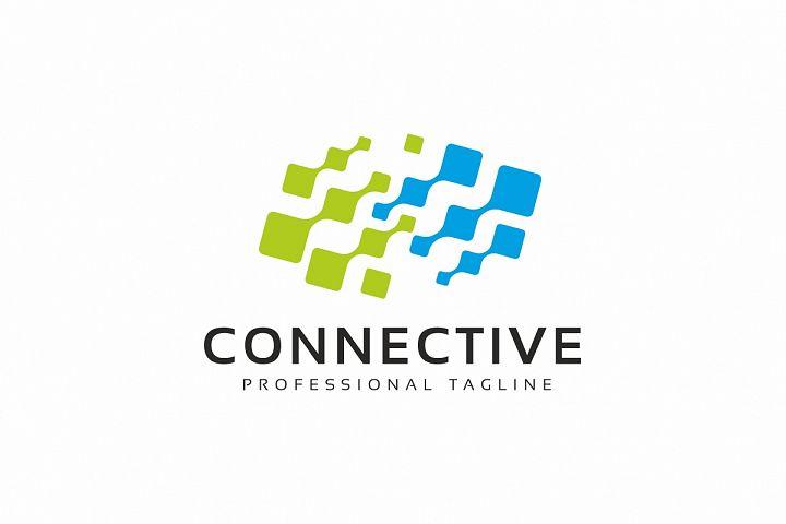 Connect Arrows Logo