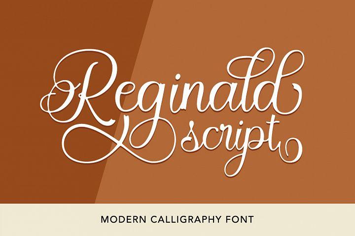 Reginald Script