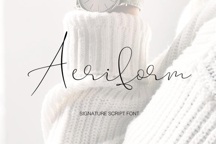 Aeriform