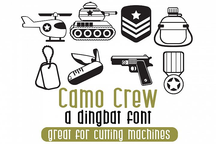 DB Camo Crew