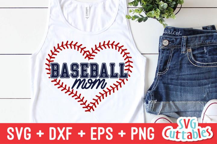 Baseball Mom | SVG Cut File