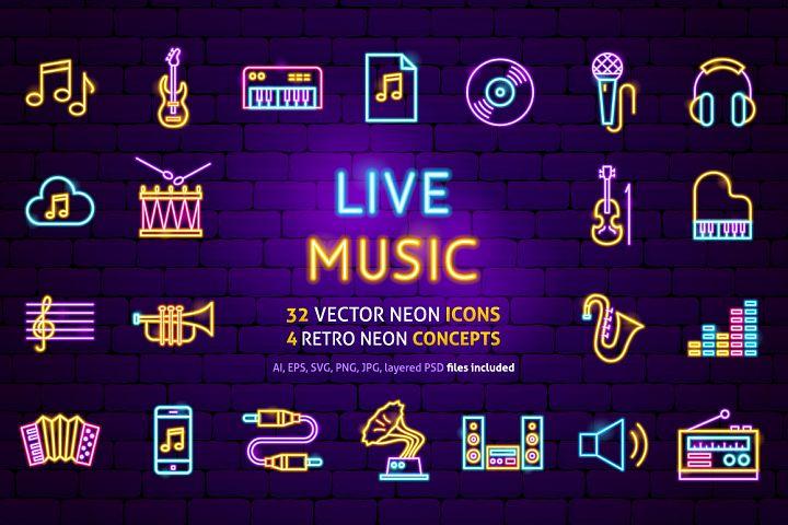 Music Neon