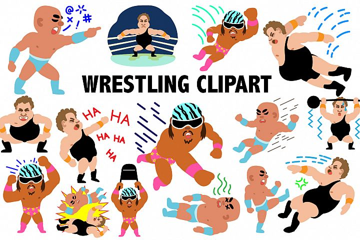 Professional Wrestling Icons