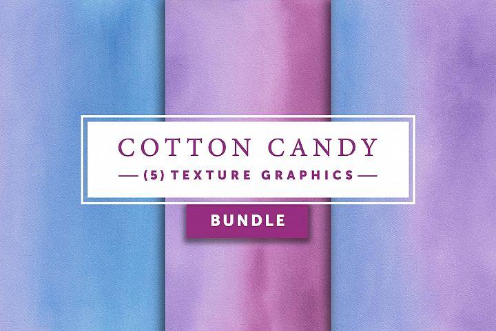 Cotton Candy Bundle | Texture Graphics