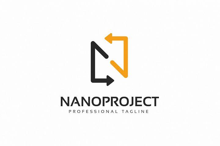 Nanoproject N Logo