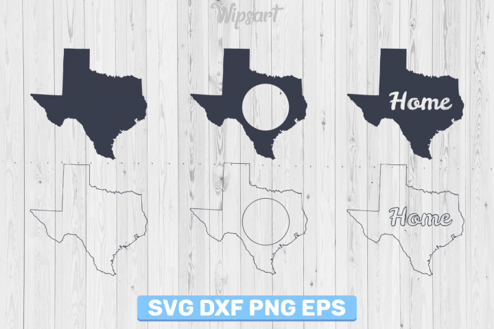 SALE! Texas silhouette, texas svg file, texas state png
