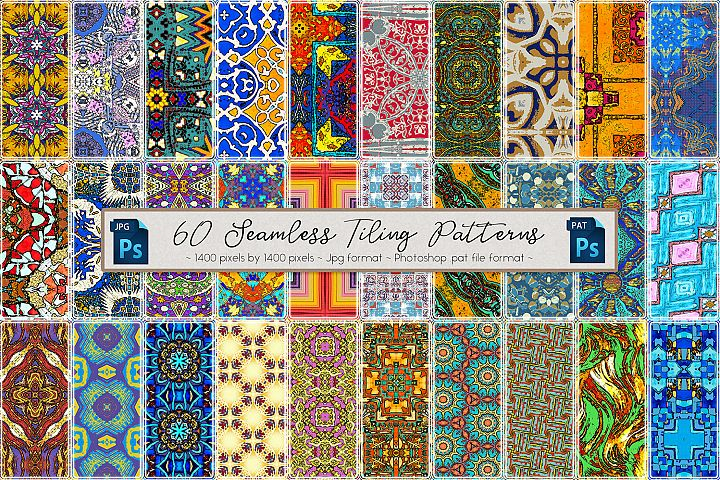Extraordinary Patterns Set - 60 patterns!