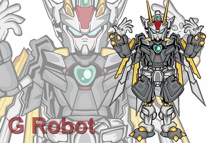 G robot