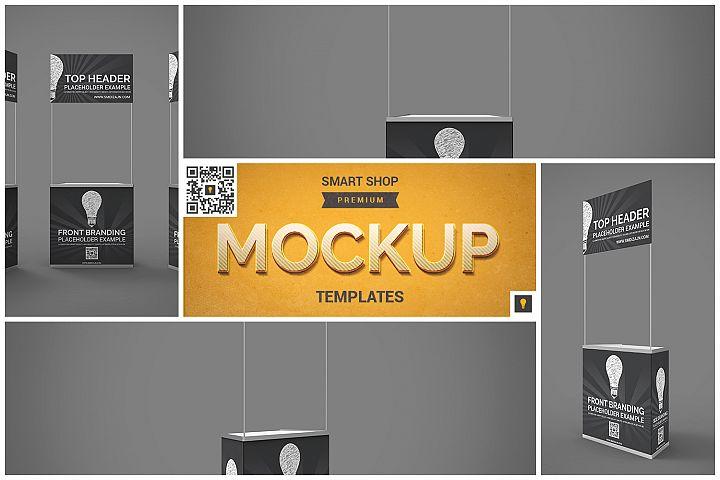 Promo Counter Mockup