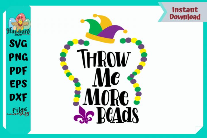 Throw me the Beads