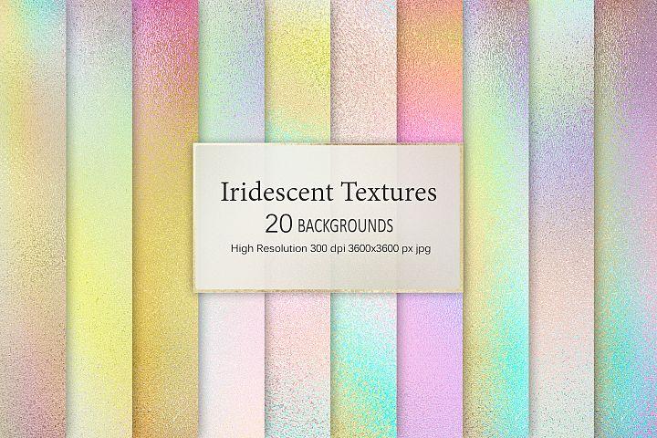 Iridescent Textures