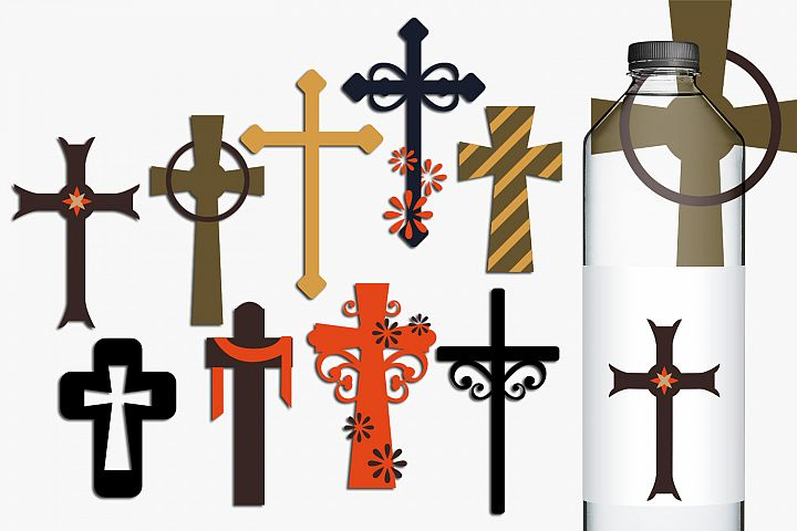 Christian Cross Illustration Graphics