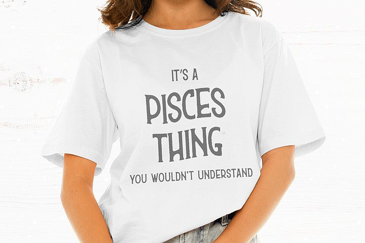 Pisces Thing SVG