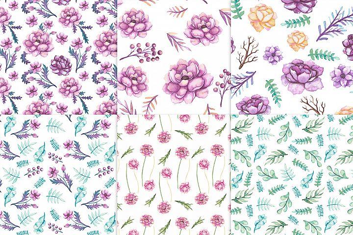 Pink Peonies example 7