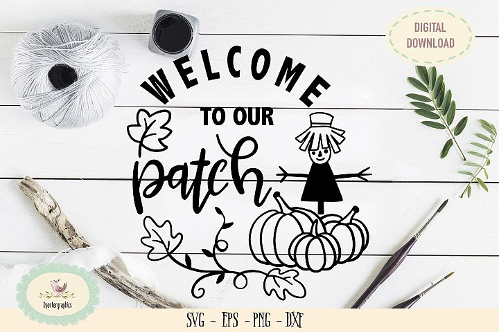 Welcome to our patch halloween SVG PNG