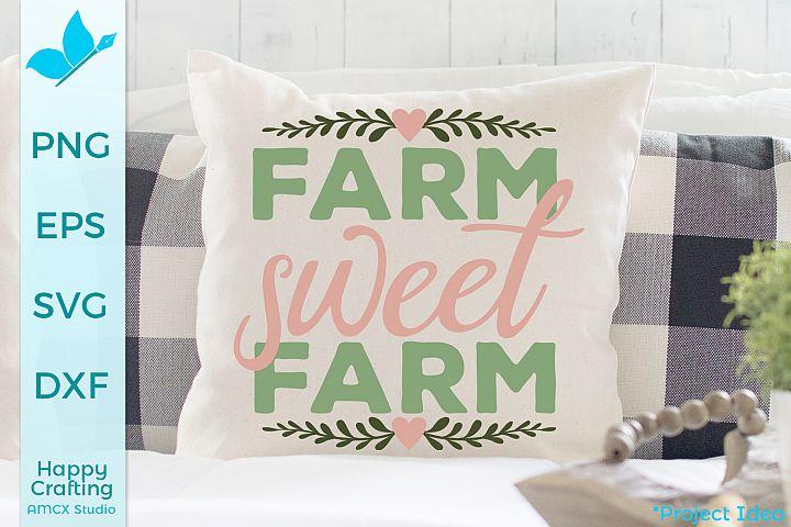 Farm Sweet Farm - A Pretty Country Craft File