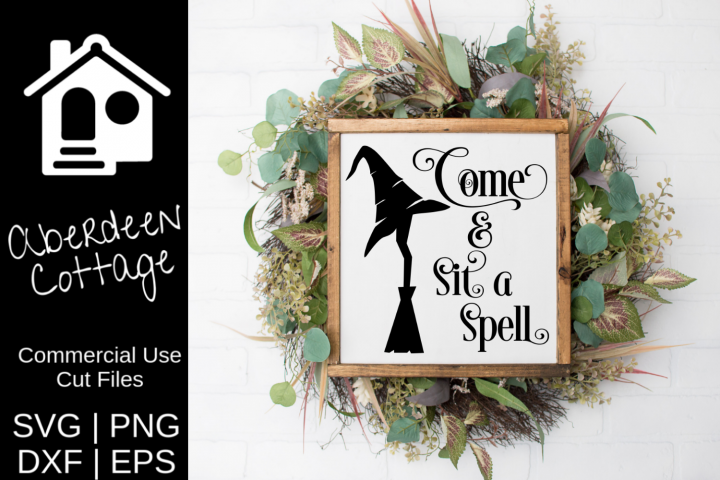 Sit a Spell SVG