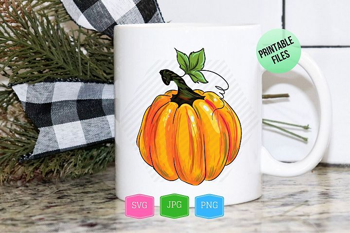 Thankful pumpkin svg files for cricut PNG Halloween pumpkins