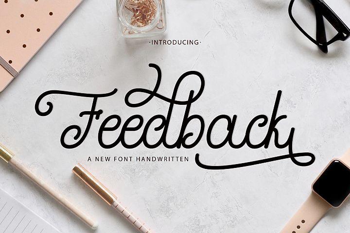 Feedback Script | Combinations