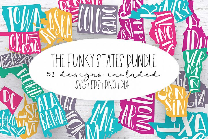 The Funky United States Bundle