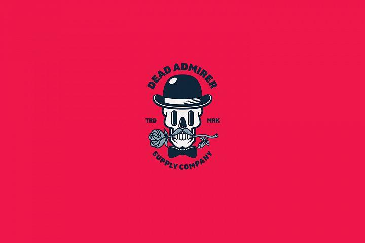 Dead Admirer Logo Template