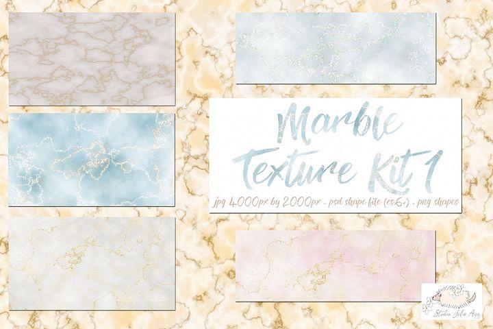 Marble Texture Kit 1
