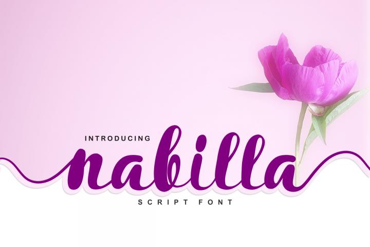 Nabilla Script