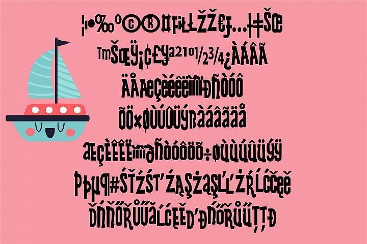 ZP Ex-Boyfriend - Free Font of The Week Design3