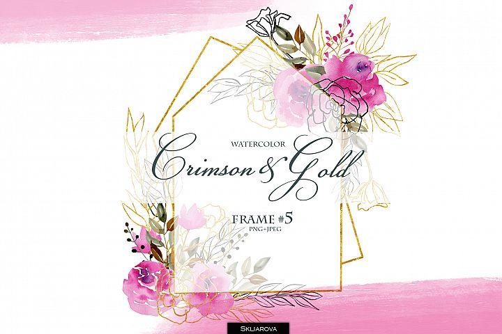 Crimson and Gold. Frame #5